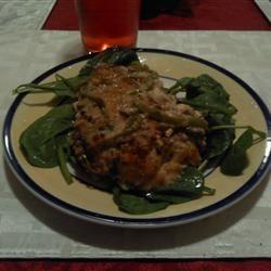 Mushroom Chicken Parmesan z7ebarocio2007