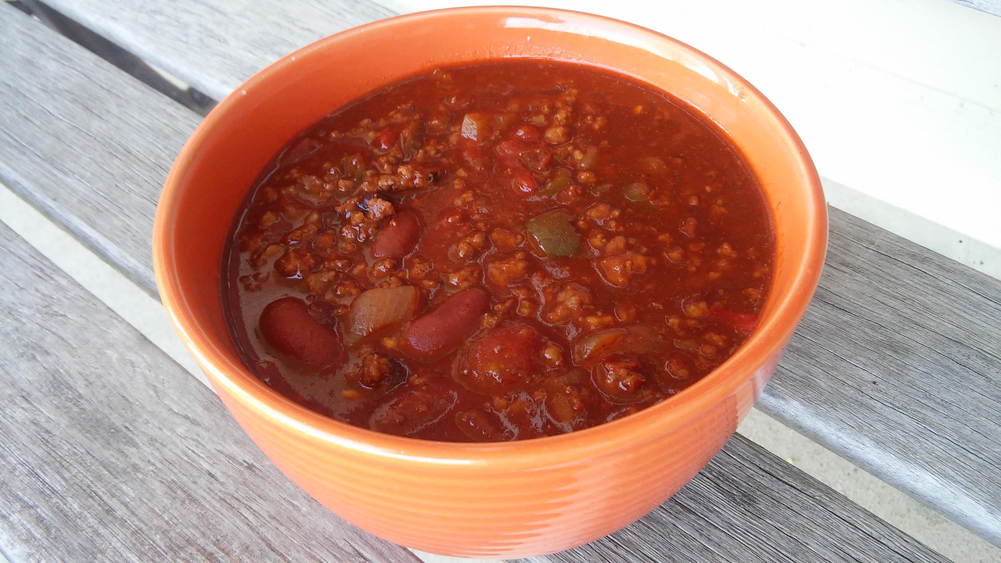 Grandpa Ron S Awesome Three Bean Chili Recipe Allrecipes