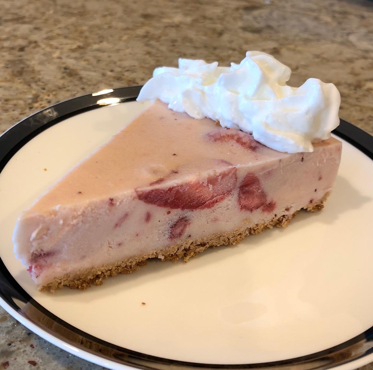 Frozen Strawberry Dessert image