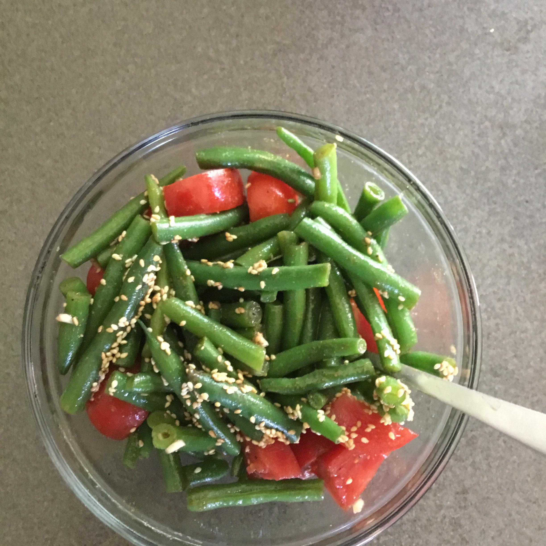 Crisp Green Bean Salad