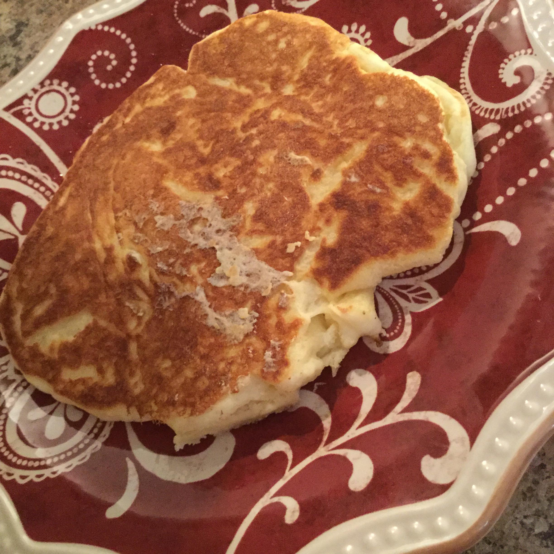 Gluten-Free Fluffy Pancakes sunshine