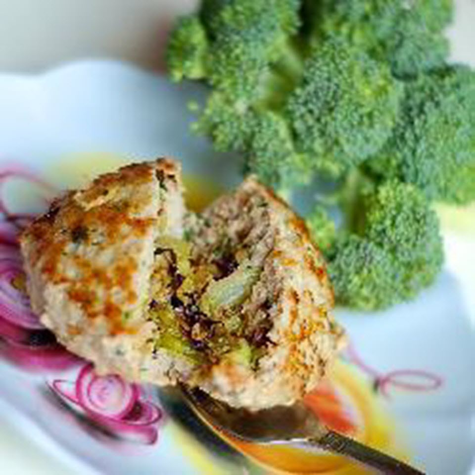 Cabbage-Stuffed Polish Chicken Meatballs (Zrazas) nt_bella