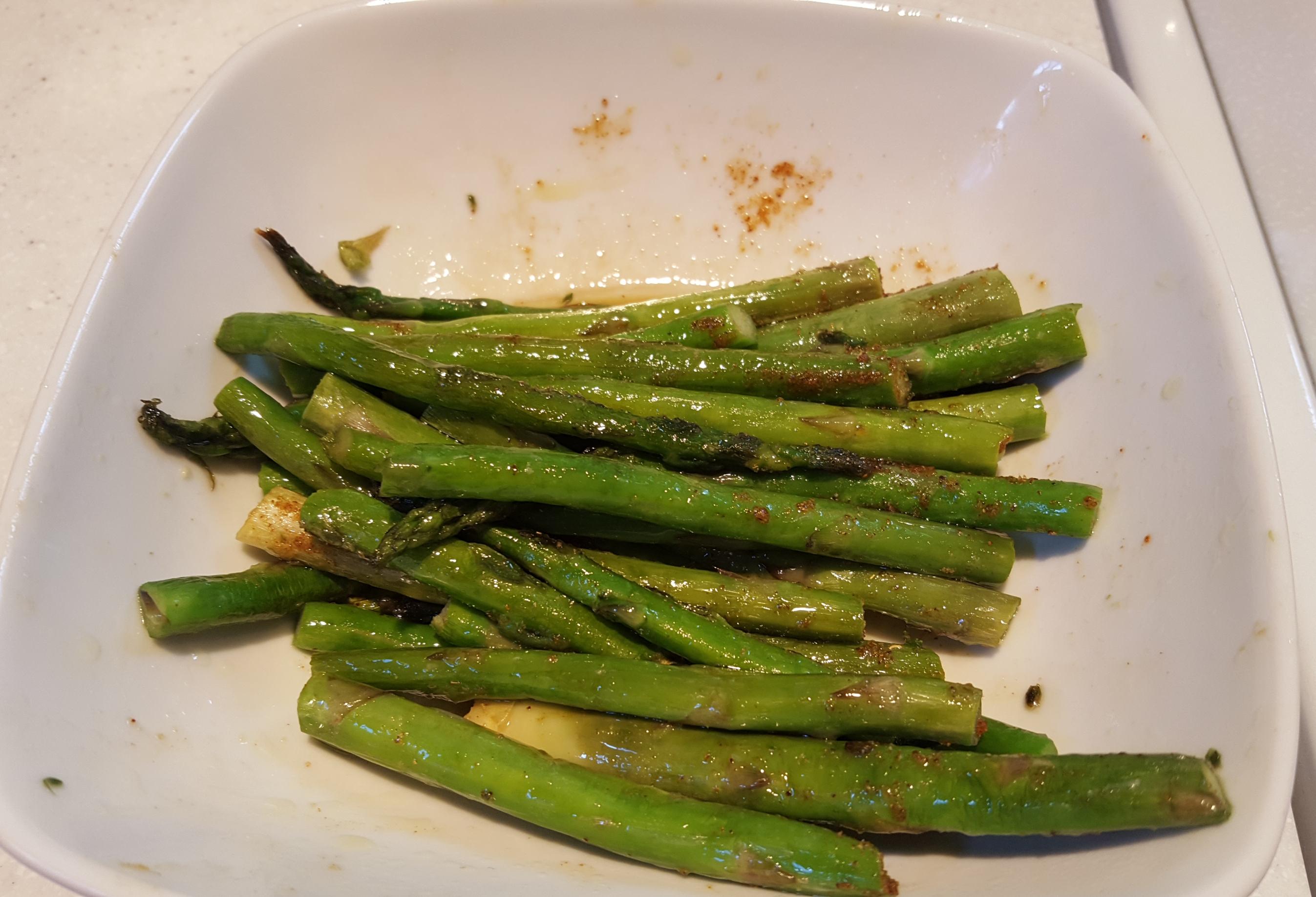 Easiest Asparagus Recipe