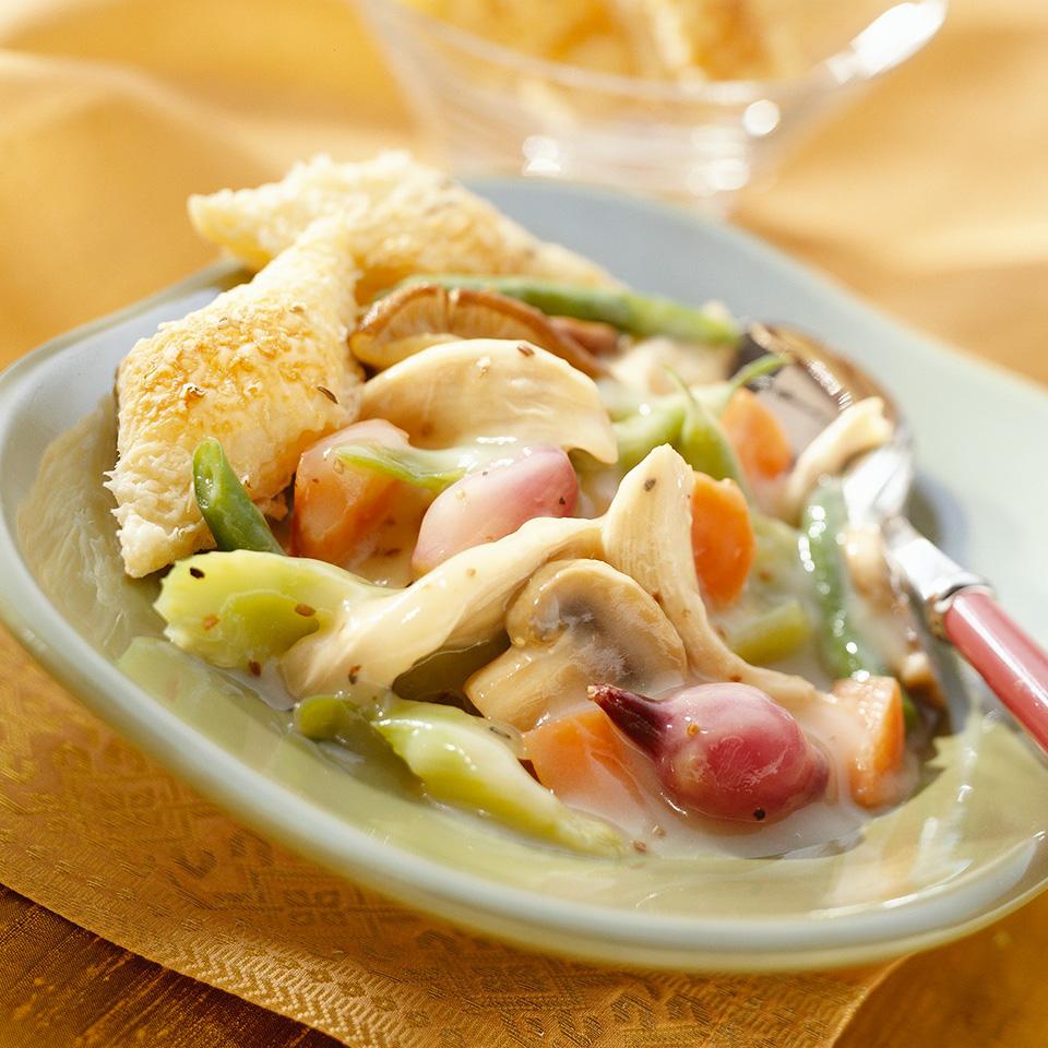 Caraway Chicken & Vegetable Stew Diabetic Living Magazine
