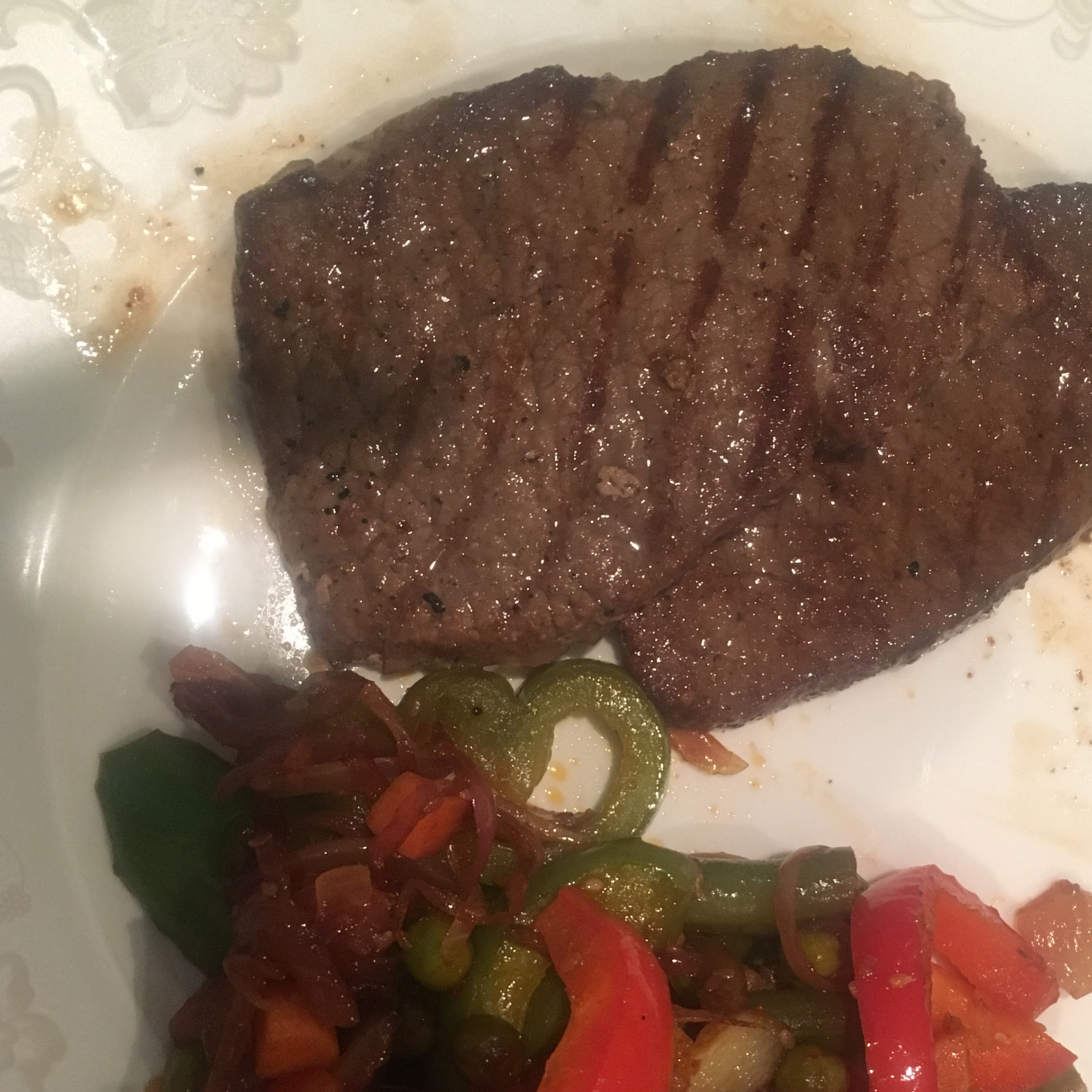 Beef Pepper Steak Marla