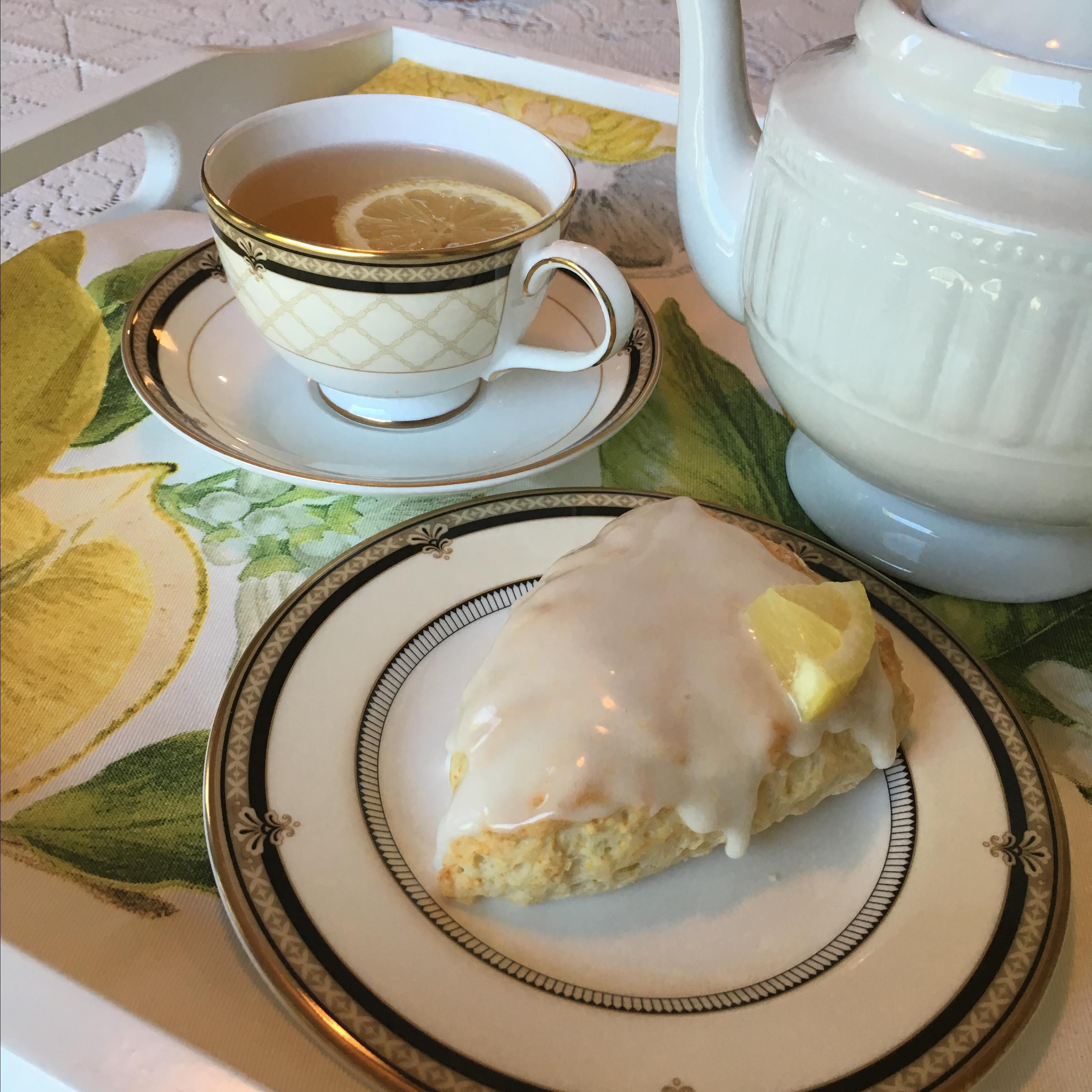 3-Ingredient Lemon Scones image