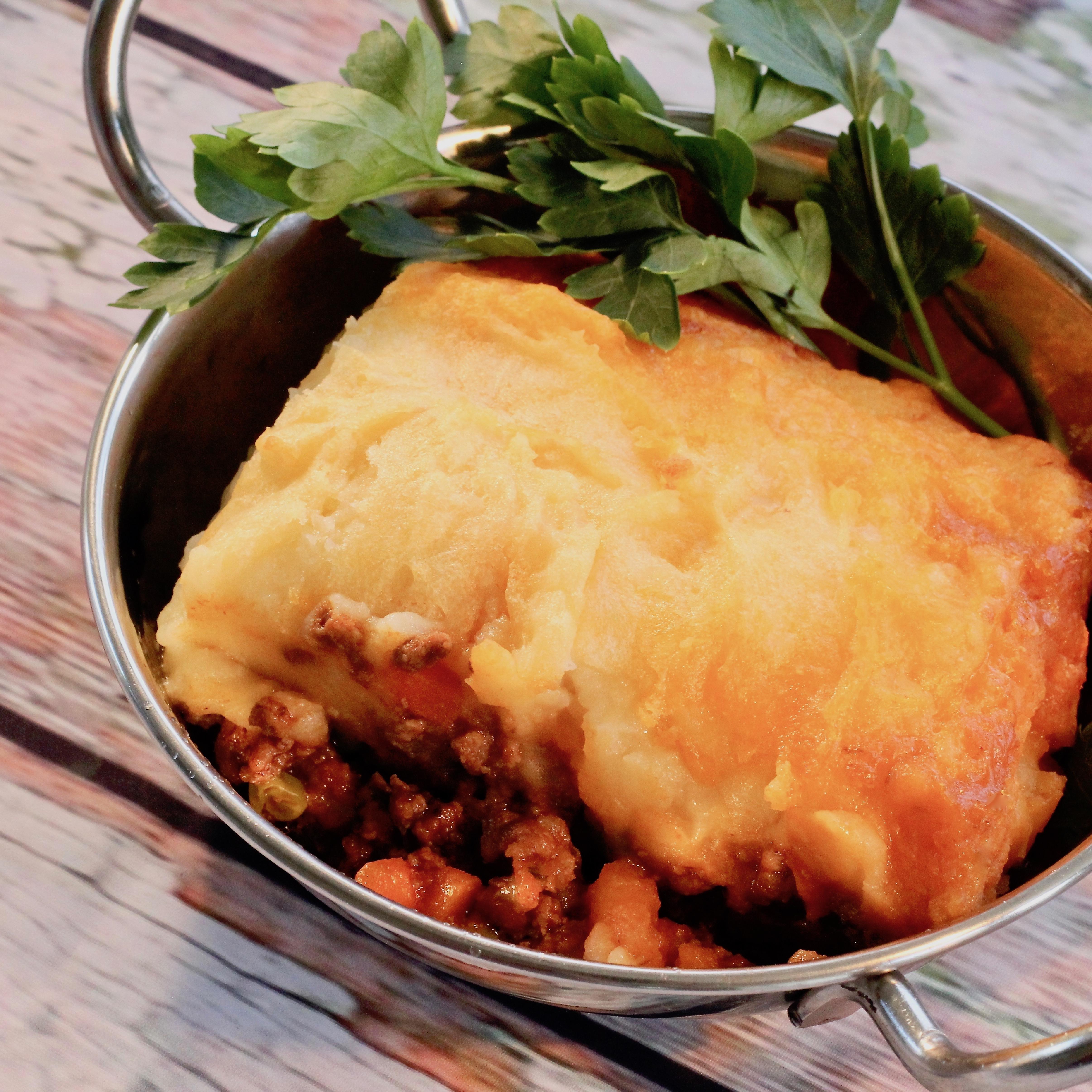 English Cottage Pie