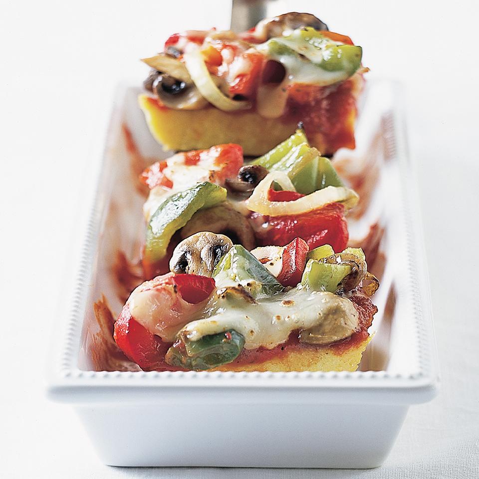 Vegetable Polenta Lasagna Diabetic Living Magazine