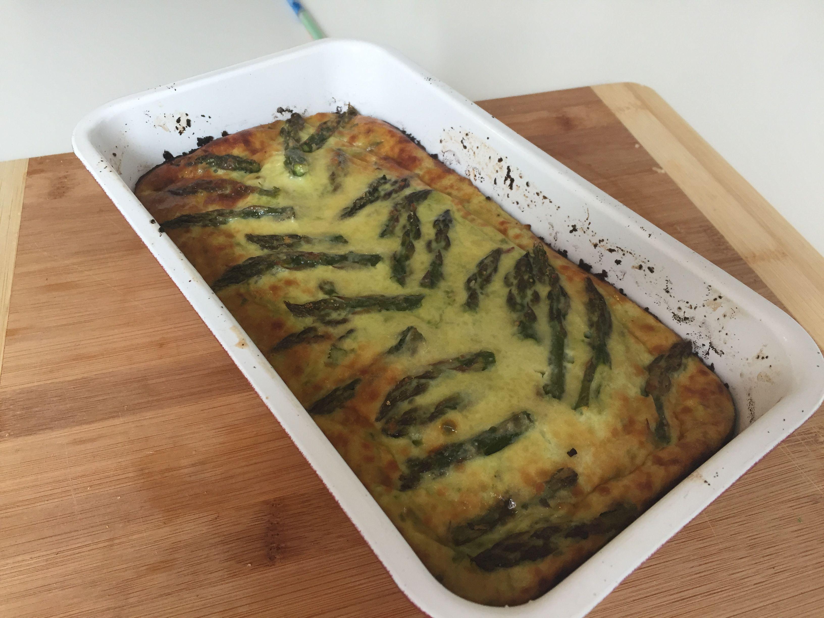 Asparagus Sformato