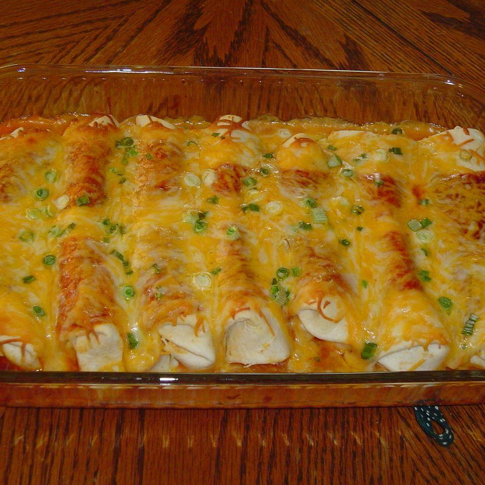 Gerry's Chicken Enchiladas GERRYG58