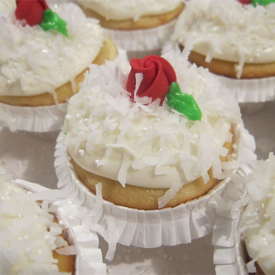 Coconut-Cream Cheese Frosting Melissa D
