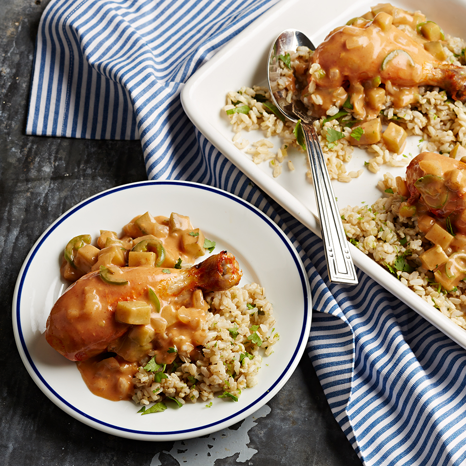 Coconut Chicken Curry Diabetic Living Magazine
