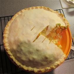 Chicken Pot Pie I MEGSMIAMIU