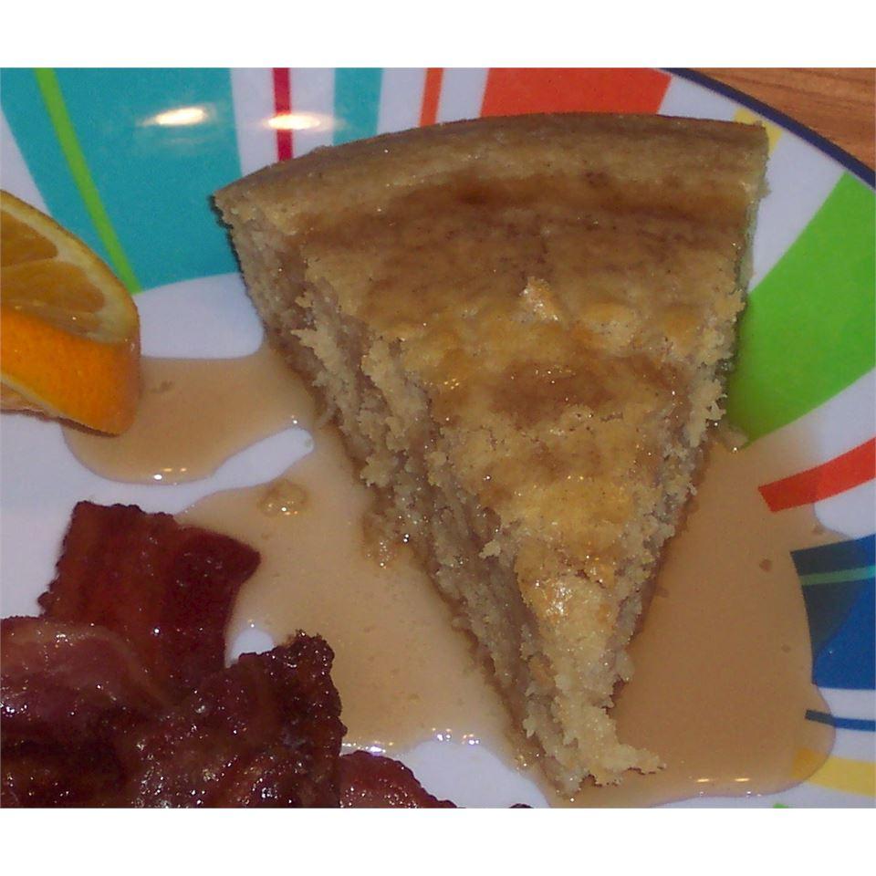 Baked Pancake Squares