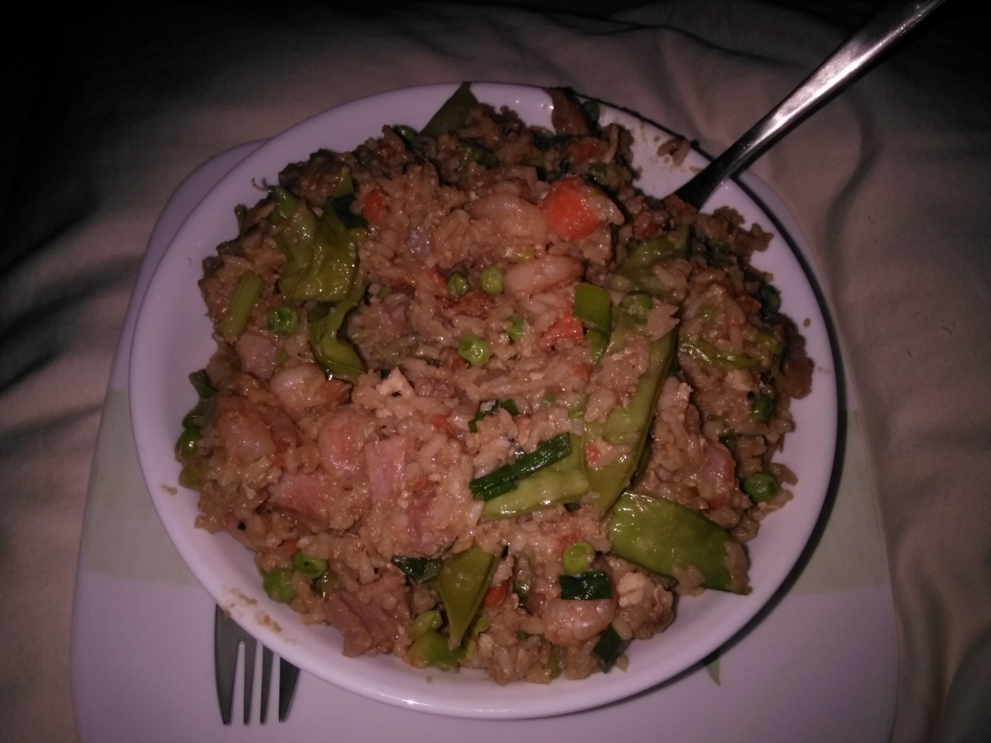 House Fried Rice Hobbitsgal