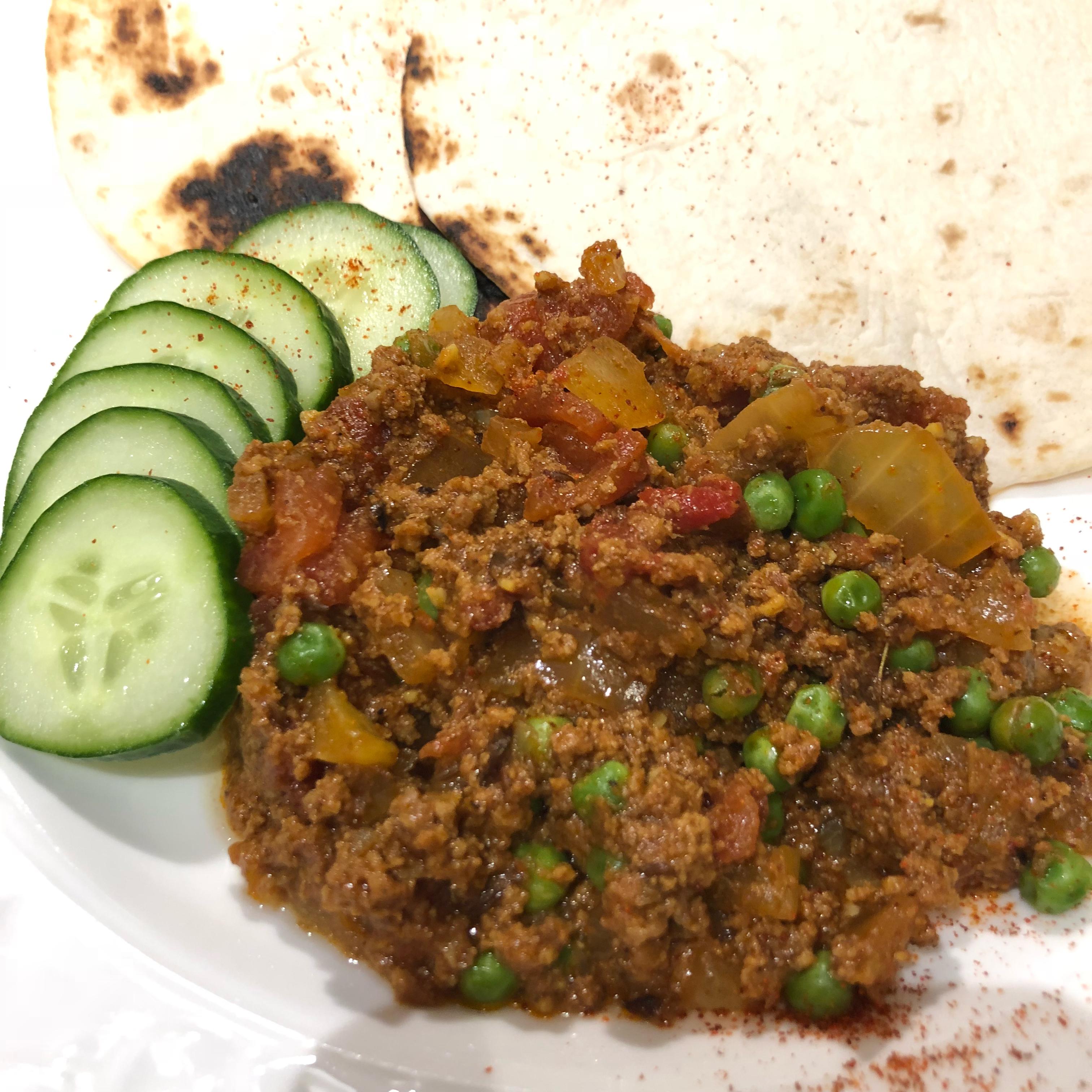 Kheema Matar (Beef and Pea Curry) nwhite949