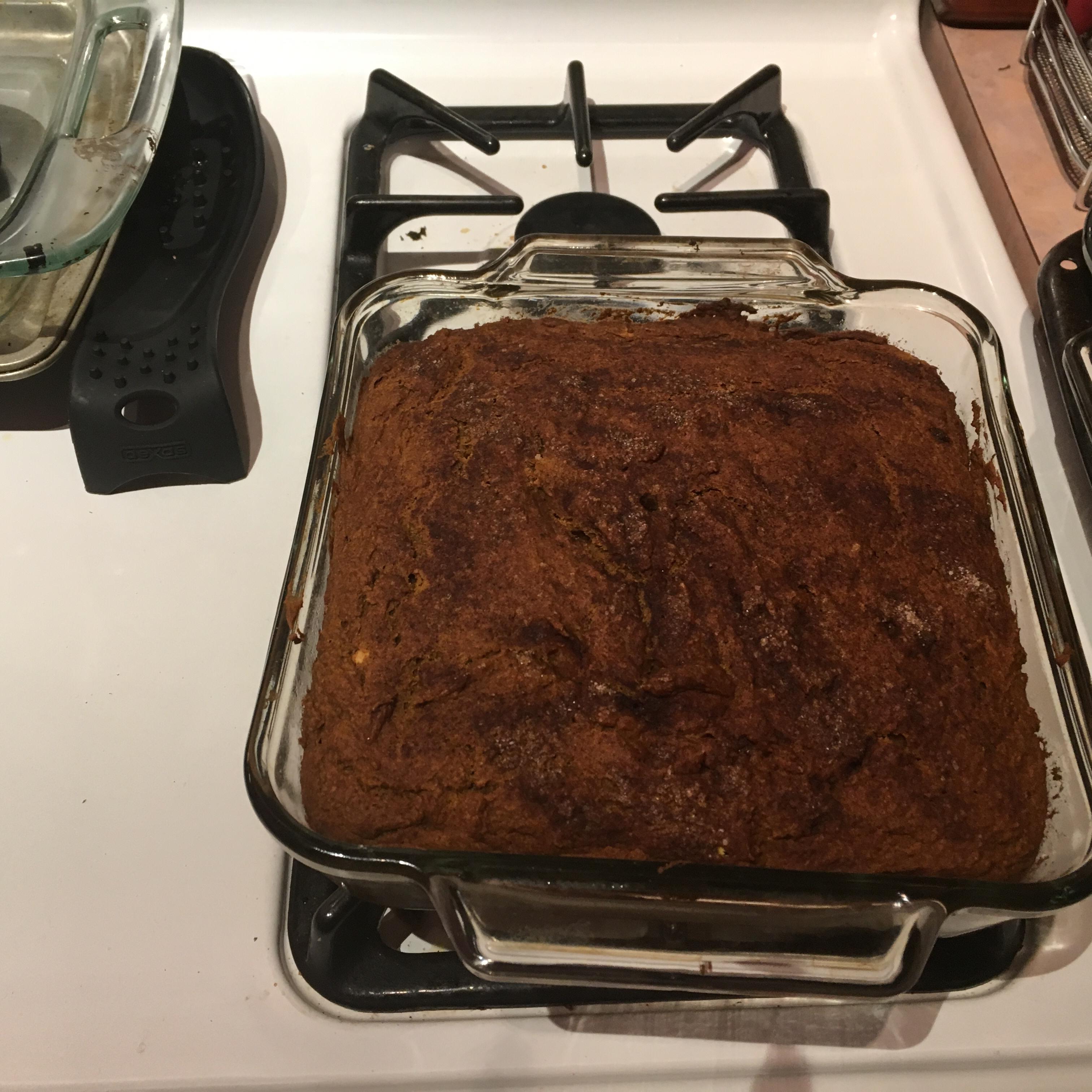 Spiced Pumpkin Bread TaLona