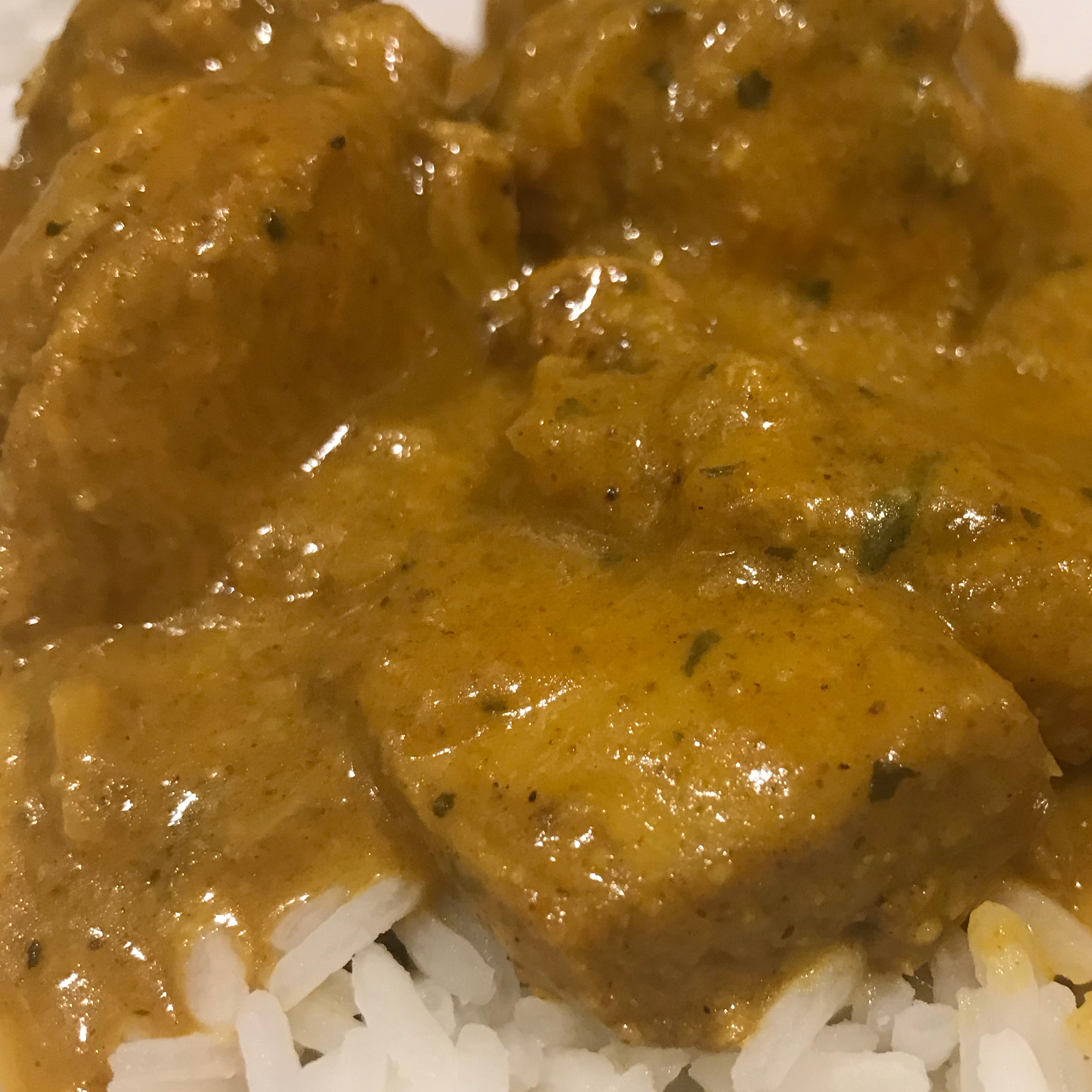 Chicken Korma II
