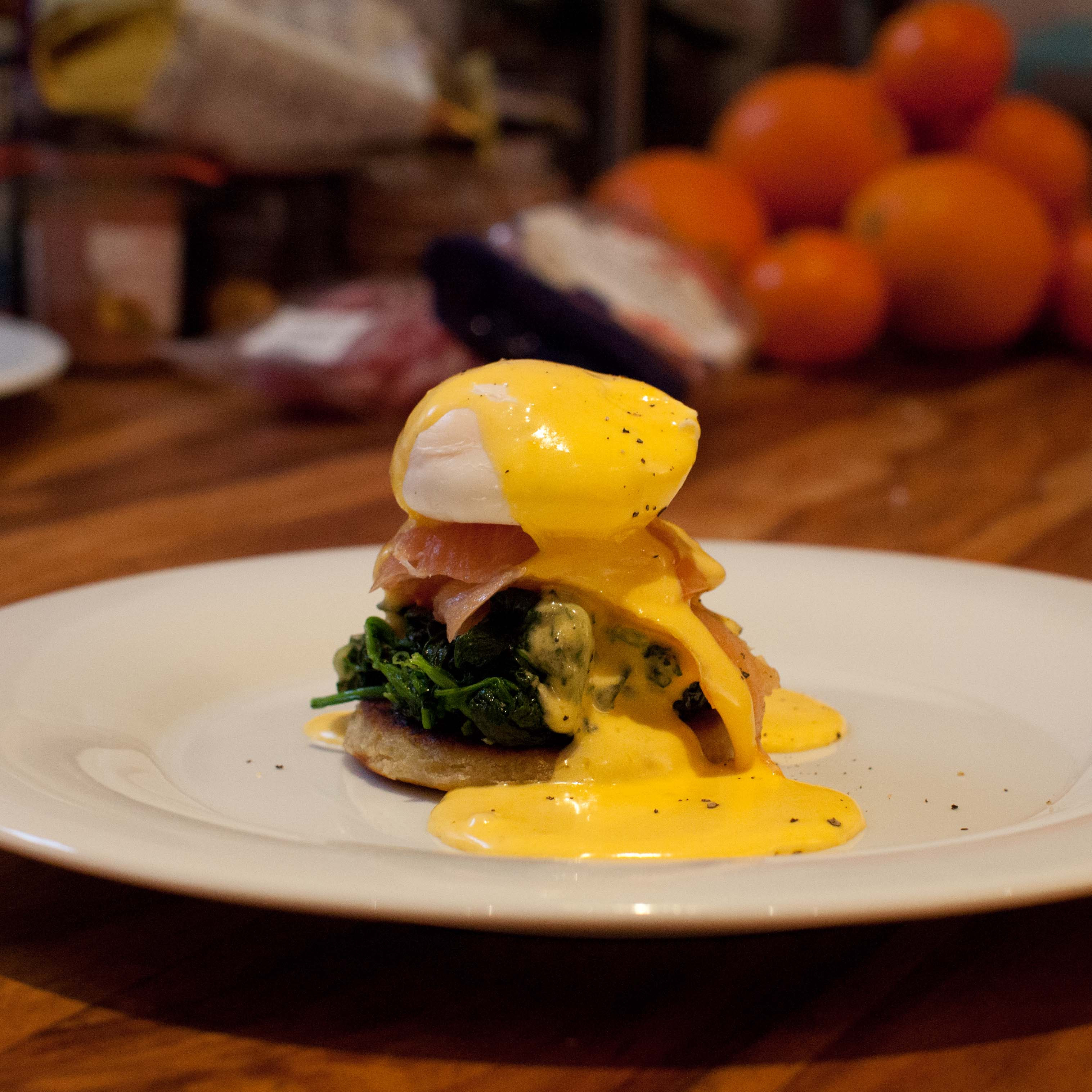 Chef John's Easy One-Bowl Hollandaise Sauce aidan hart