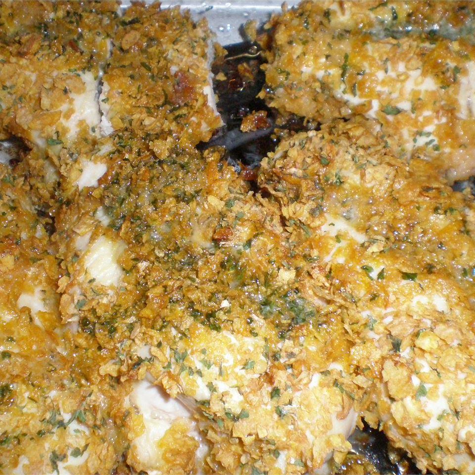 Delicious Baked Chicken Kiev Sara S.