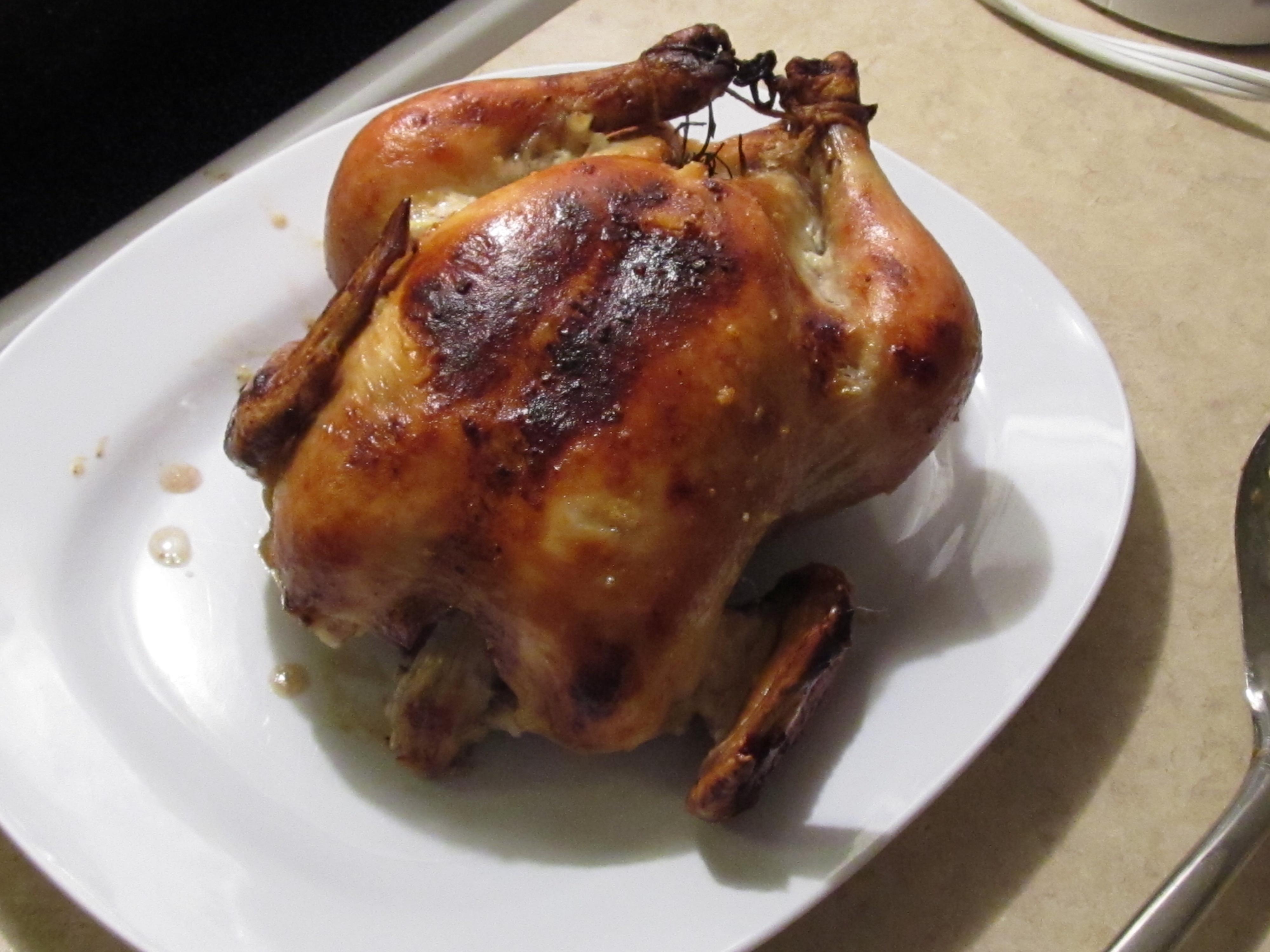 Million Dollar Chicken Terry Yeatman