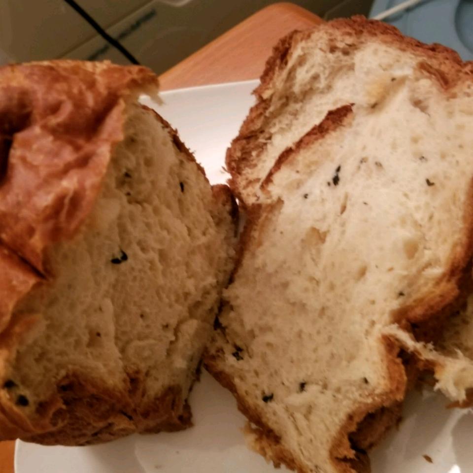 Rocco's Olive Bread