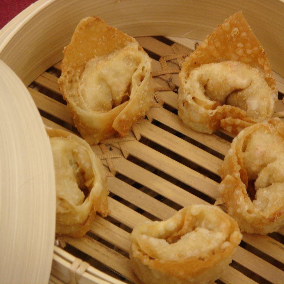 Crabby Cream Cheese Wontons