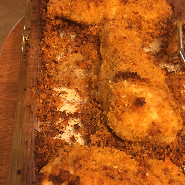 Amazing Crusted Chicken