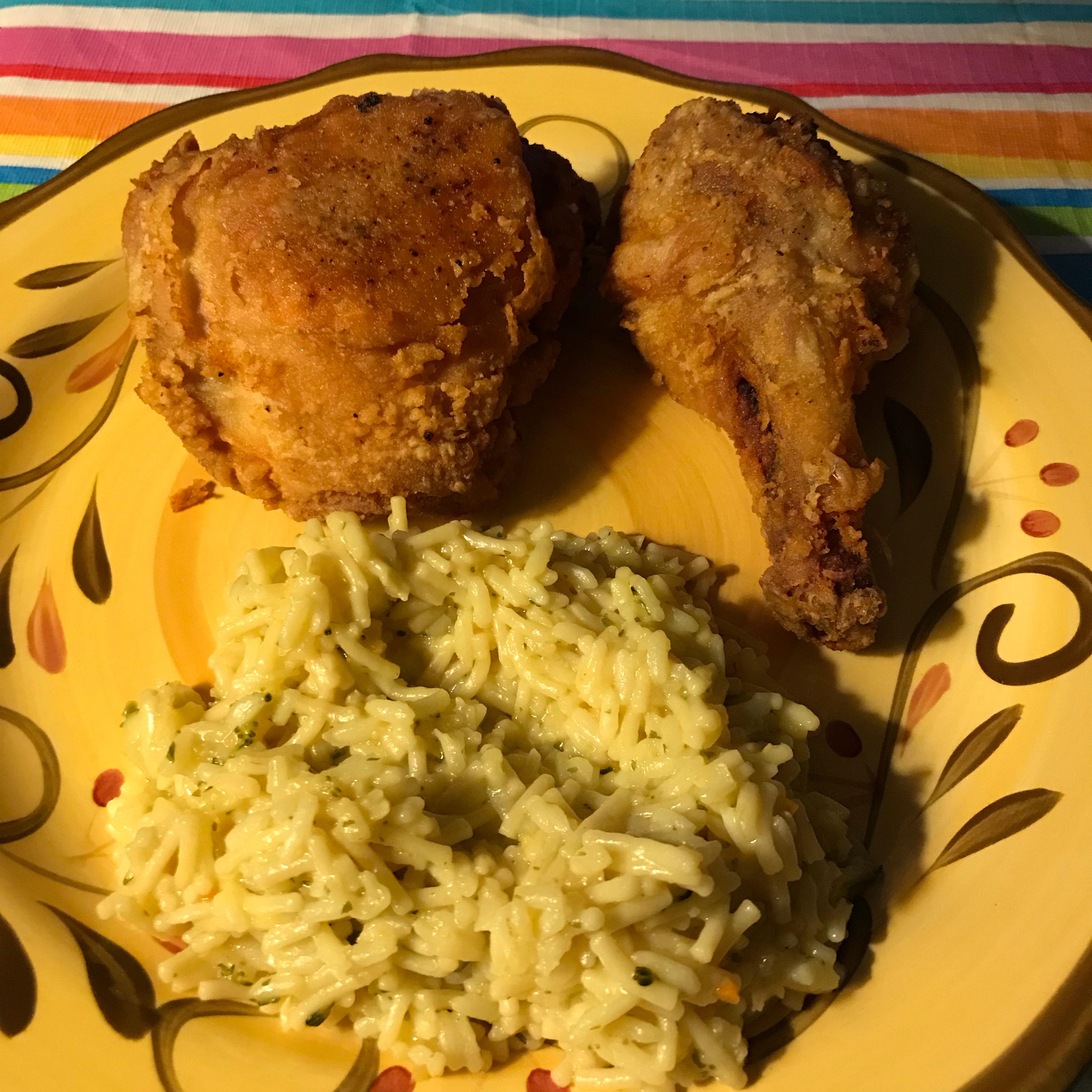 Fried Chicken Bob Thompson