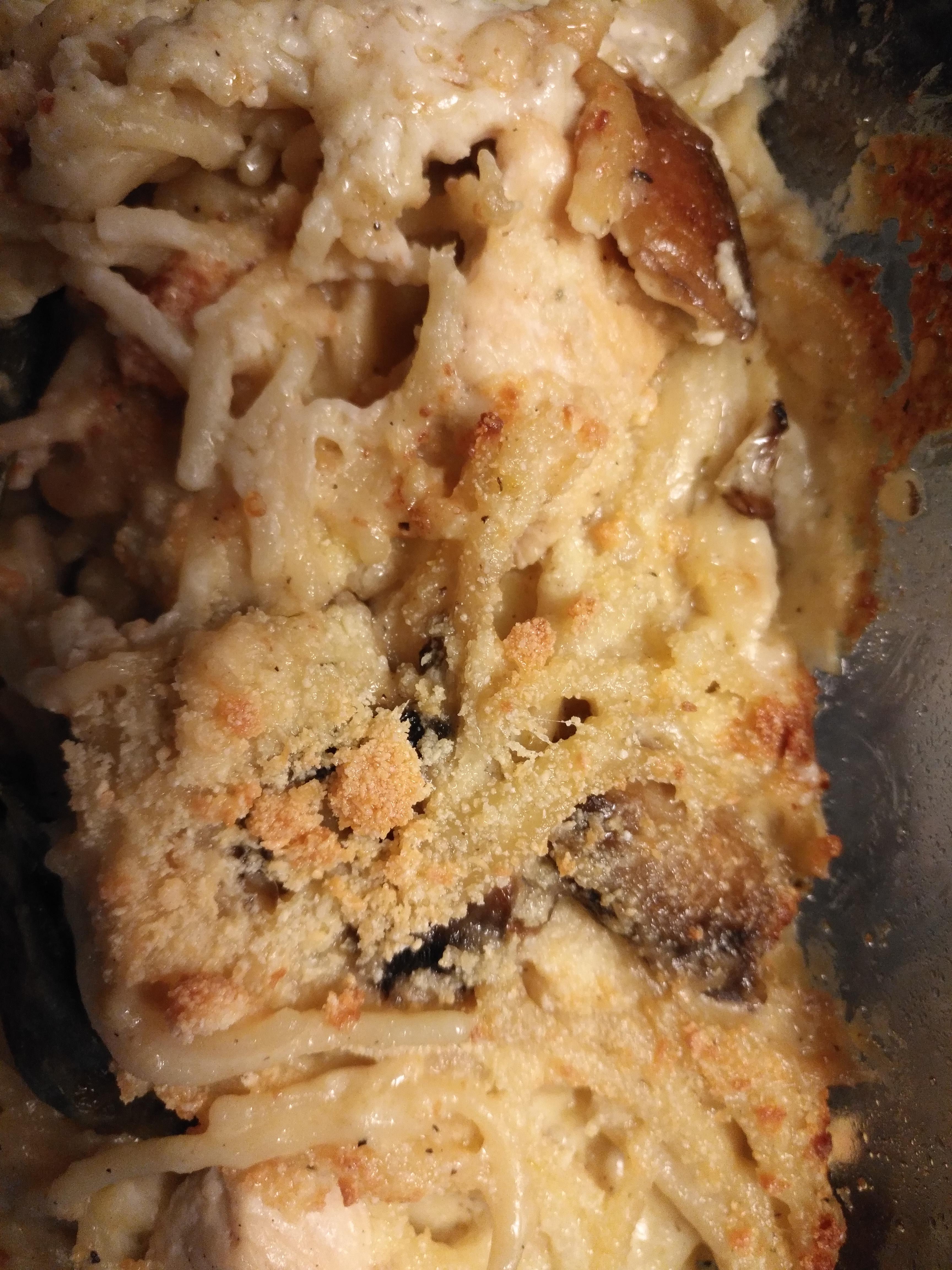 Chicken Tetrazzini IV kelly.paton@rogers.com