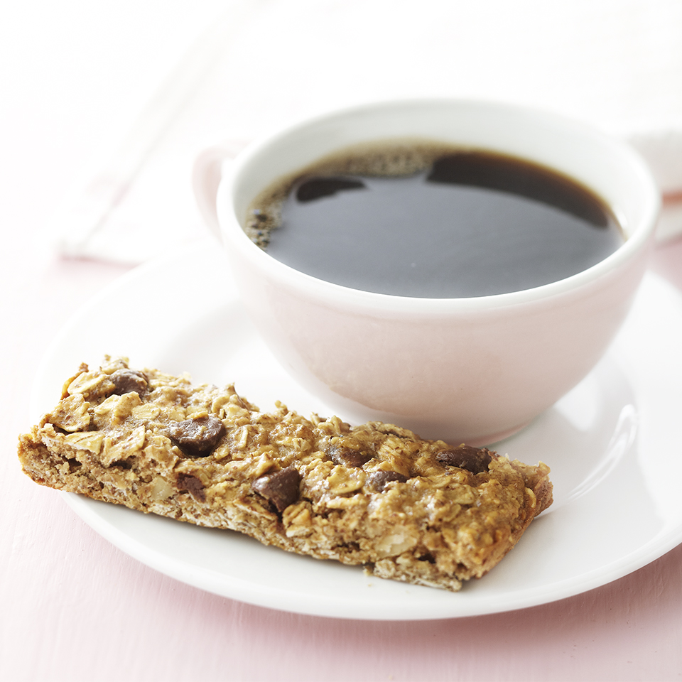 Chocolate Chip Power Bars Diabetic Living Magazine