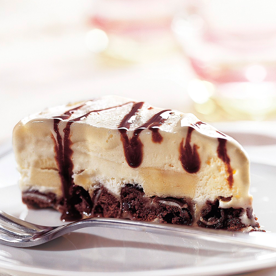 Devil's Food Ice Cream Pie Diabetic Living Magazine