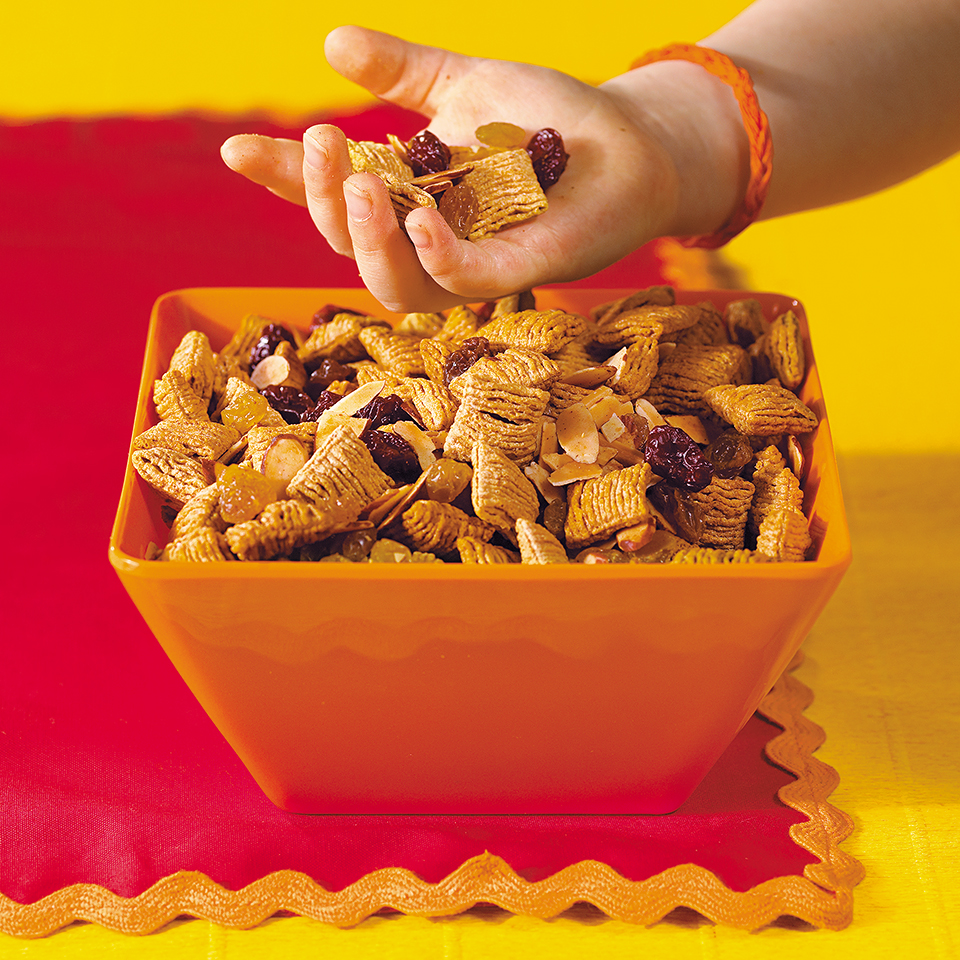 Oat and Nut Crunch Mix Diabetic Living Magazine