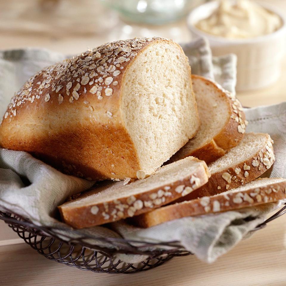 Maple Oatmeal Bread Diabetic Living Magazine