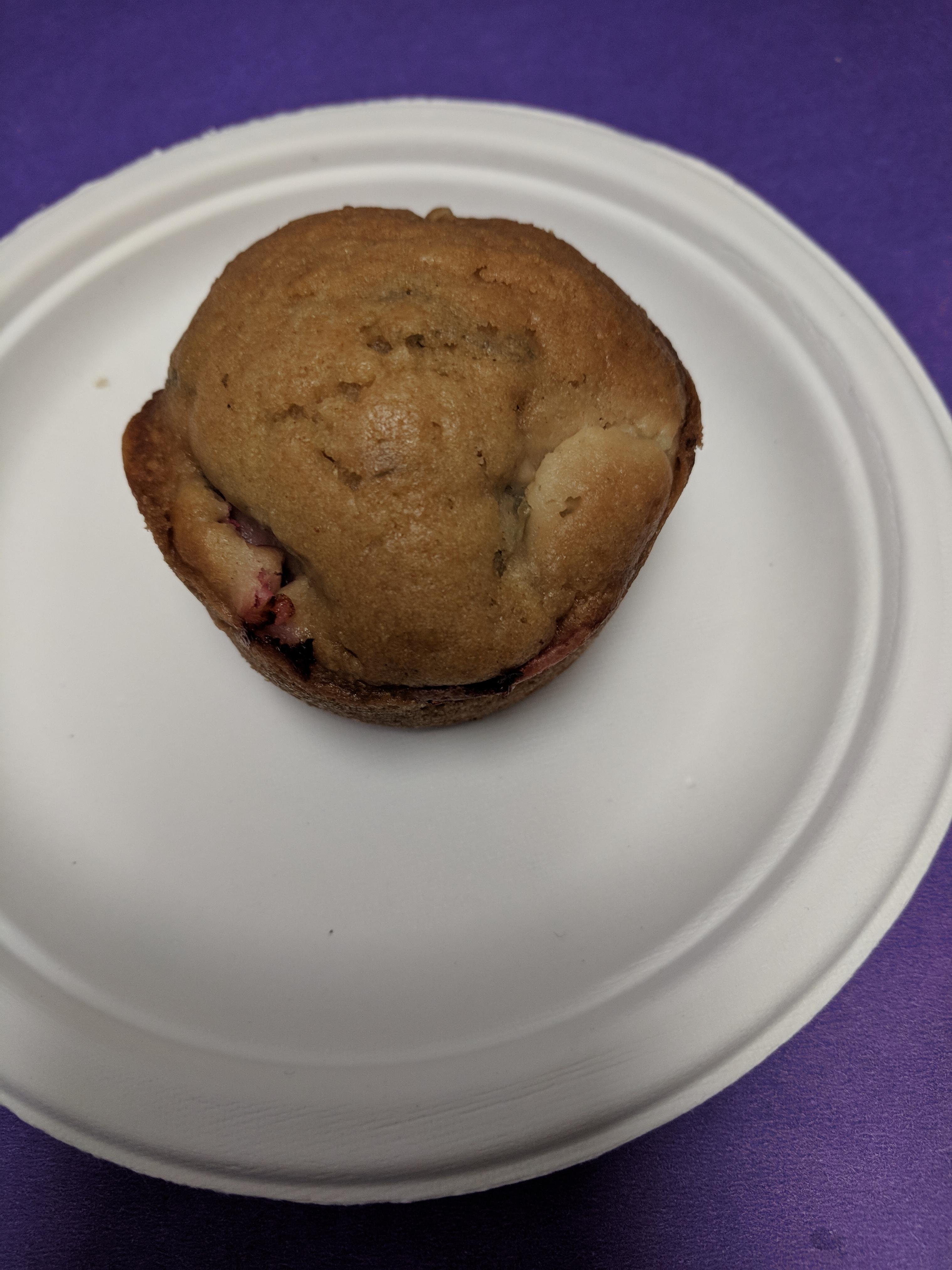 Rhubarb Muffins II