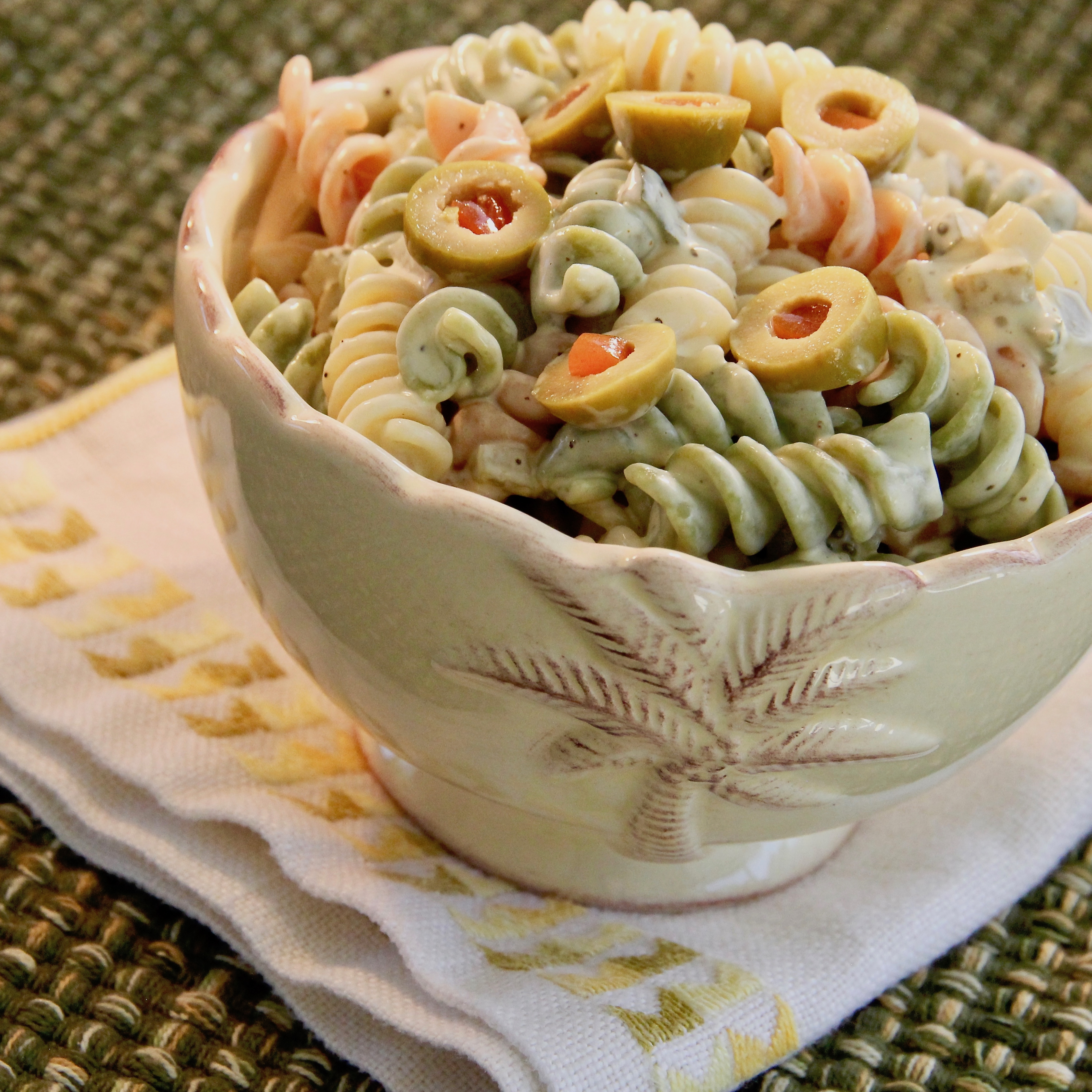 Dill Pickle Pasta Salad image