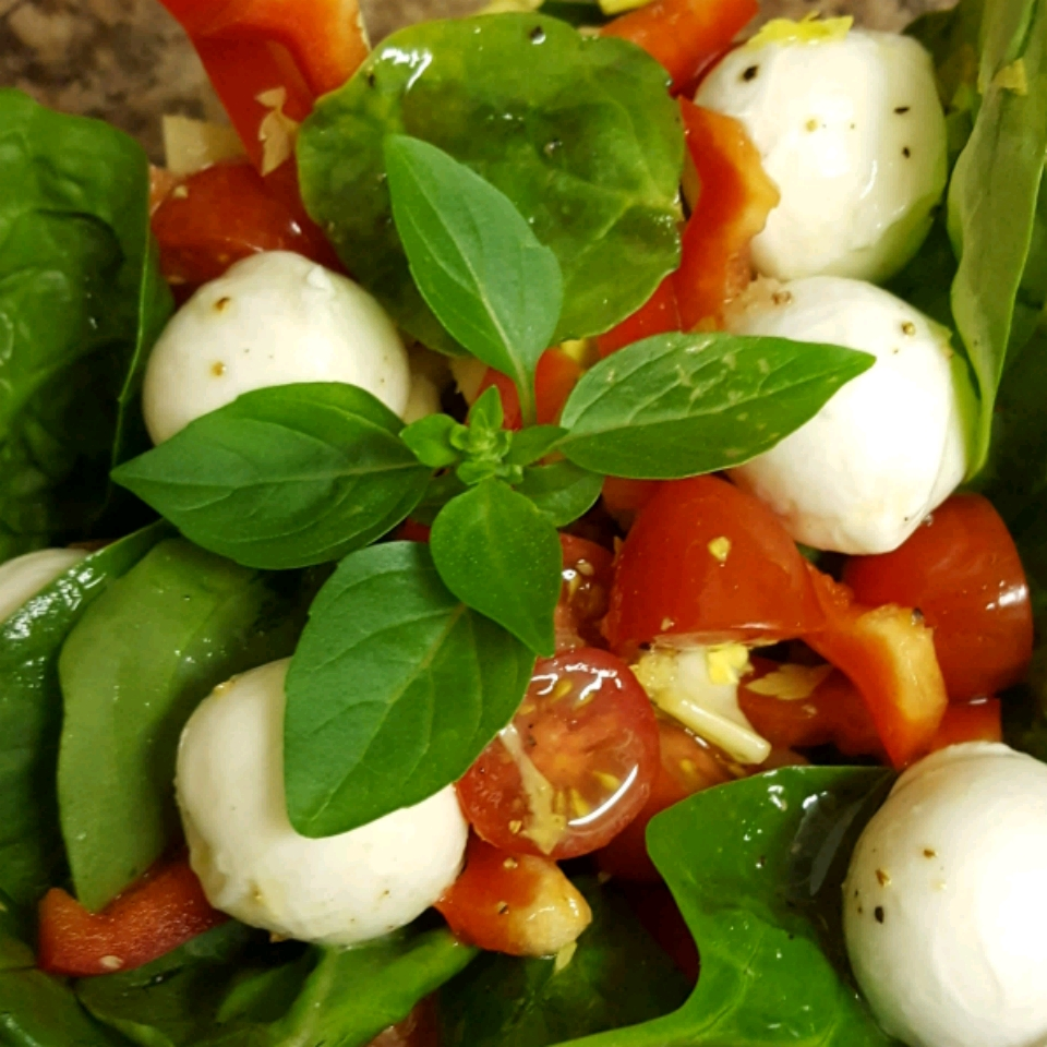 Bocconcini Salad