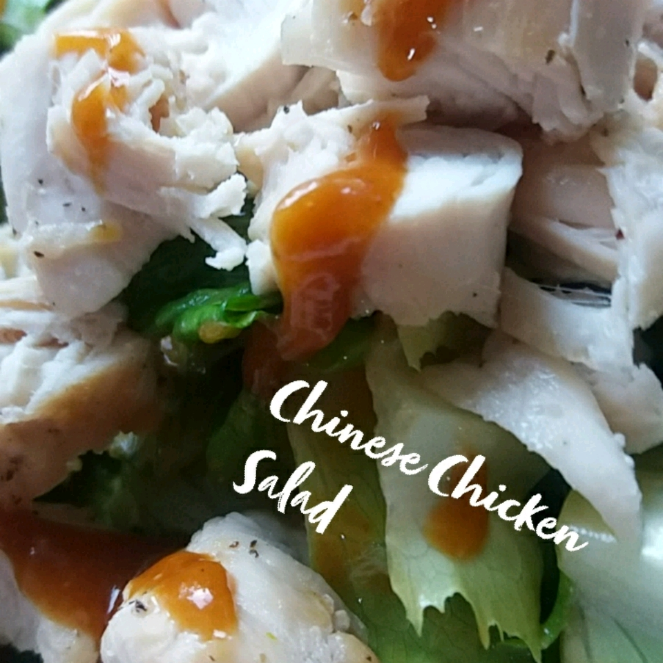 Chinese Chicken Salad III jeni kido