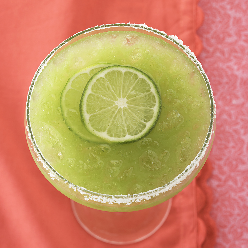 Lime and Cucumber-ita Diabetic Living Magazine