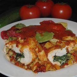 Artichoke and Tomato Chicken darlingmkt