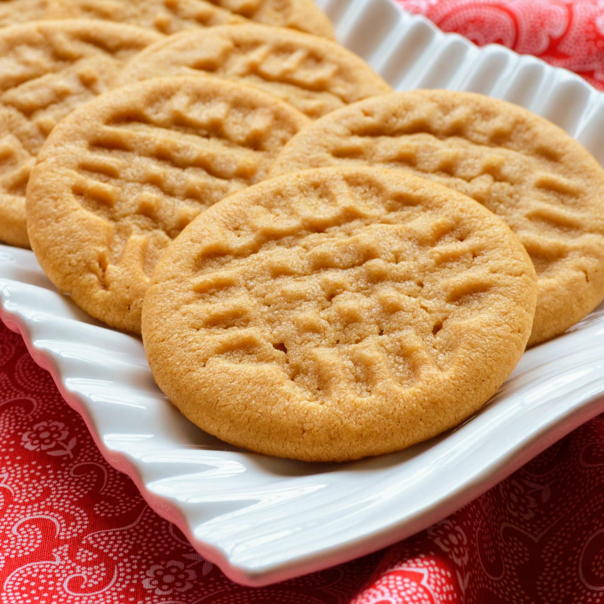 Chef John's Peanut Butter Cookies image