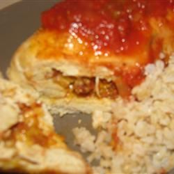 Southwestern Chicken Roulade Micki Roessner Woodford