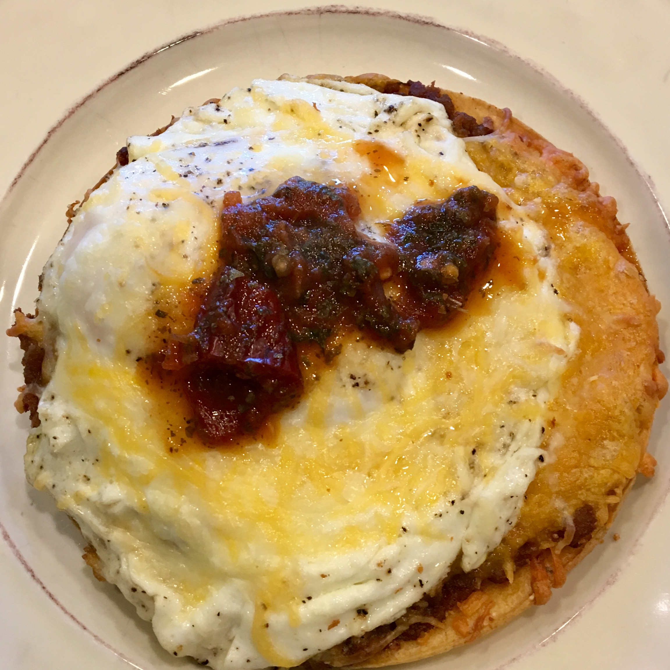 Quick and Easy Huevos Rancheros Teri