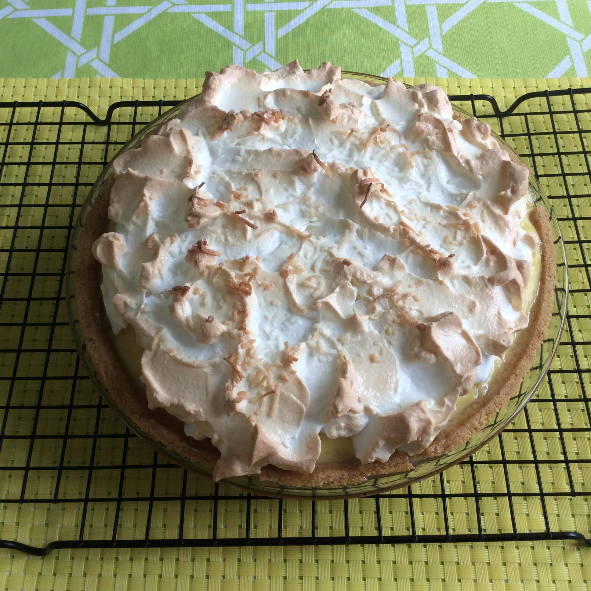 Coconut Cream Pie VI image