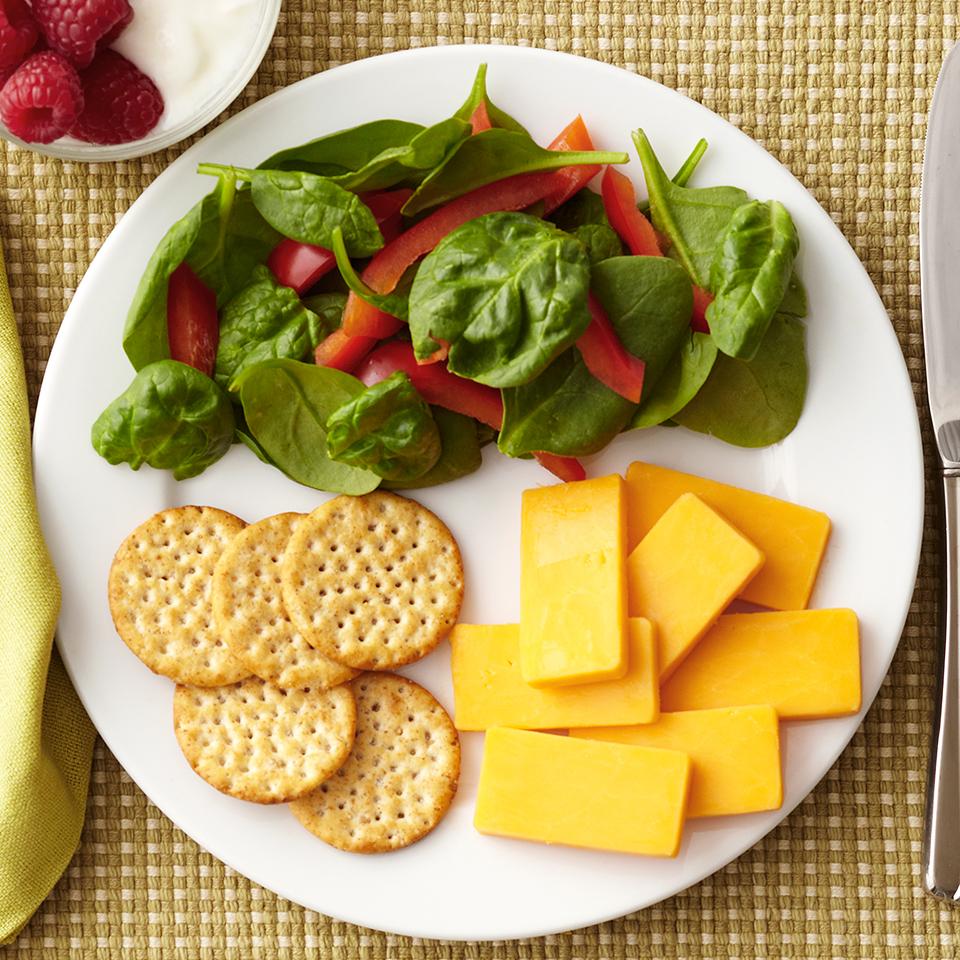 Simple Salad Lunch Diabetic Living Magazine