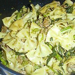 Broccoli Rabe and Sausage DEJAVU1669