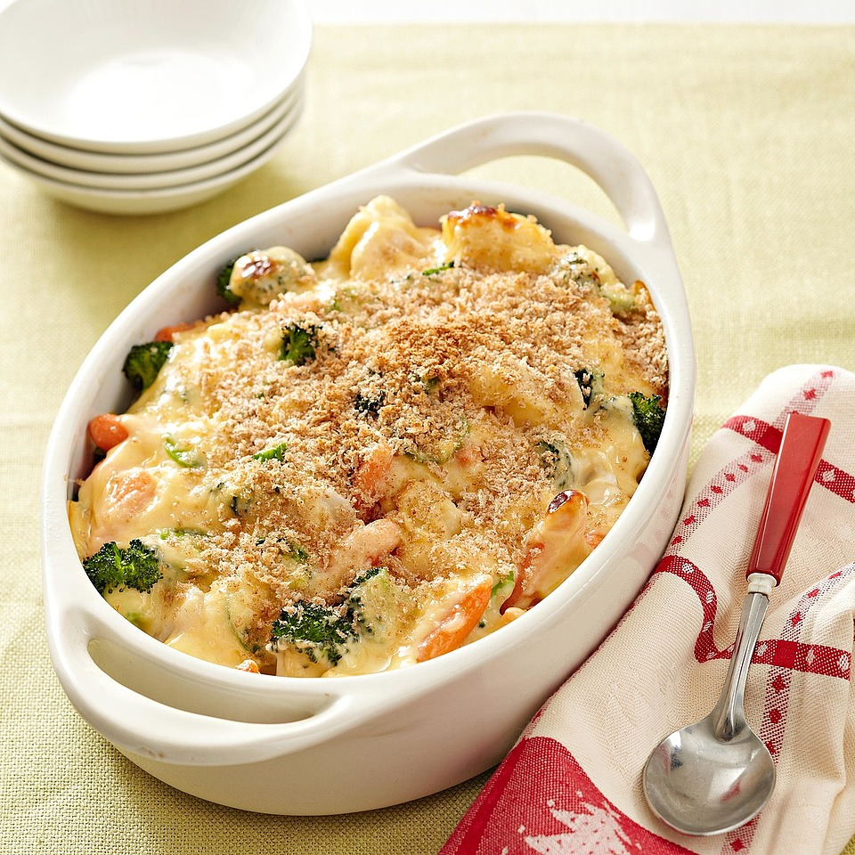 Spicy Vegetable Bake Diabetic Living Magazine