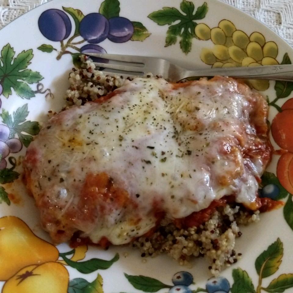 Brad's Slow Cooker Chicken Parmesan