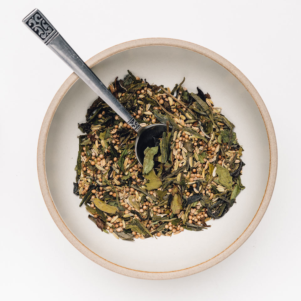 Peppermint Herbal Tea Tassy de Give