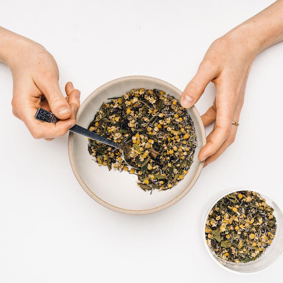 Lavender-Chamomile Herbal Tea Tassy de Give